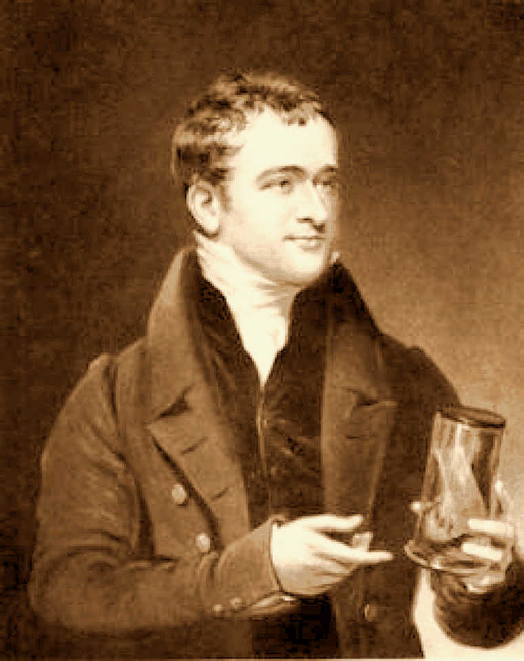 Humphry Davy 1800